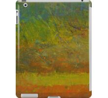 Abstract Landscape Series - Golden Dawn iPad Case/Skin