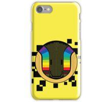 Daft Punk Emote Smile iPhone Case/Skin