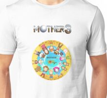 Mother 3 Chibis Unisex T-Shirt