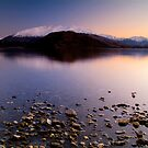 Lake Wanaka 2 by Paul Mercer