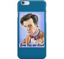 Bow Tie man iPhone Case/Skin