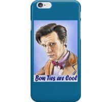 Bow Tie man iPhone Case/Skin