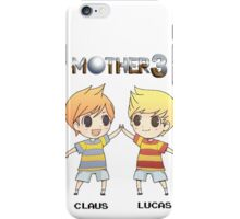 Mother 3/ Earthbound 2 Chibis iPhone Case/Skin