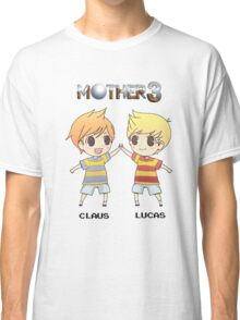 Mother 3/ Earthbound 2 Chibis Classic T-Shirt
