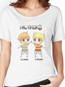 Mother 3/ Earthbound 2 Chibis Women's Relaxed Fit T-Shirt