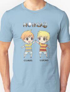 Mother 3/ Earthbound 2 Chibis Unisex T-Shirt