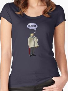 M. Hulot Women's Fitted Scoop T-Shirt
