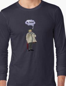 M. Hulot Long Sleeve T-Shirt