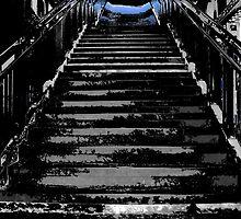 A path lit dark by lukasz79