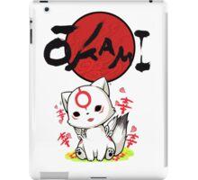 Chibiterasu Vers. 2 iPad Case/Skin