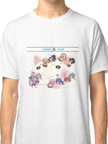 "Lucky Star Chibi ""Chibi Star!"" Classic T-Shirt"