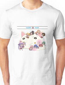 "Lucky Star Chibi ""Chibi Star!"" T-Shirt"