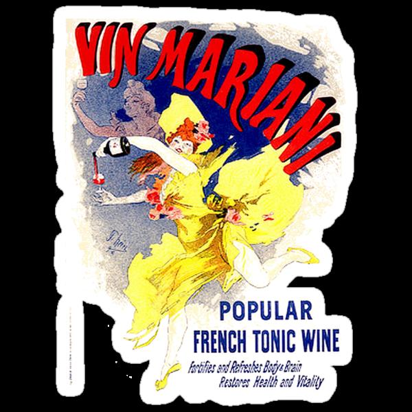 Vin Mariani by taiche