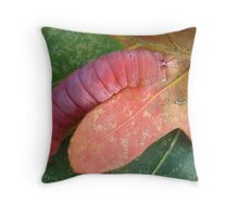 VERY Pretty And Pink Throw Pillow