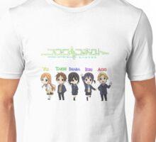 Kokoro Connect Chibi Shirt Unisex T-Shirt