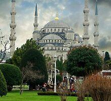Hagia Sophia by Lydia Marano