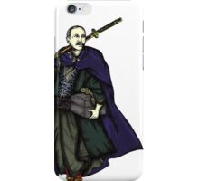 Samurai Doyle iPhone Case/Skin