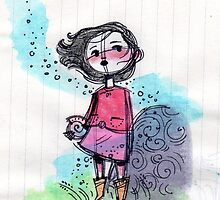 Saoirse  by feelingfairyish