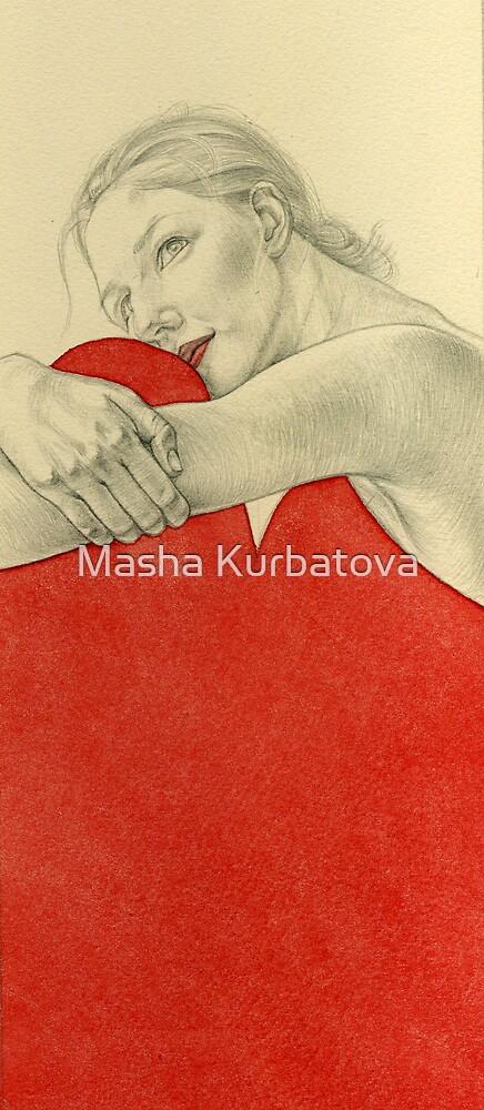 Nadia by Masha Kurbatova