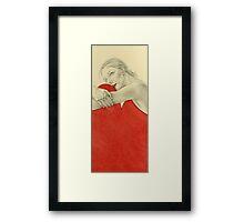 Nadia Framed Print