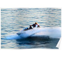 Personal Water Craft - PWC | Shirley, New York  Poster