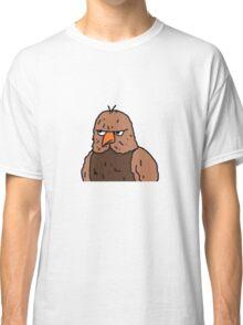 Big Lez Show Owly Classic T-Shirt