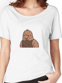 Big Lez Show Owly Women's Relaxed Fit T-Shirt