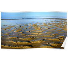 low tide in the tropics. Garners Beach NQ Poster