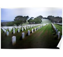 Rosecrans Military Cemetery Poster