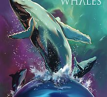 Swim with the Whales on Neptune by alalockhart