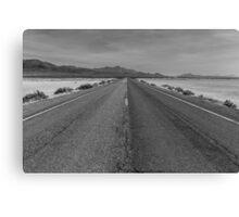 Highway 447 Canvas Print
