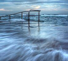 Rushing Water by Ray McMenemy