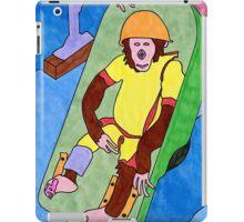 Ham the chimp iPad Case/Skin