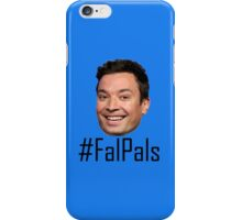 #FalPals Black iPhone Case/Skin
