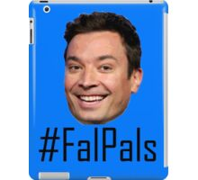 #FalPals Black iPad Case/Skin