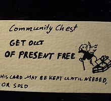 Get out of Present Free by KarlVaupel