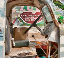 Salvation Truck Sticker