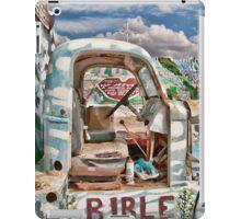 Salvation Truck iPad Case/Skin