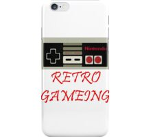 Retro Gaming iPhone Case/Skin