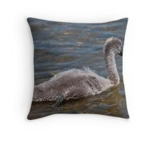 Cygnet Throw Pillow