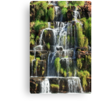 King's Cascade Canvas Print