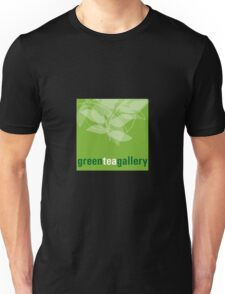 Green Tea Gallery Magazine Unisex T-Shirt