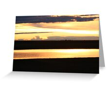 Reflective Sky Greeting Card