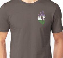 Genderqueer Pride Heart Unisex T-Shirt