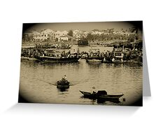 Hoi An, Vietnam Greeting Card