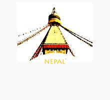 Nepal Womens Fitted T-Shirt