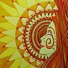 Sun Machine by Deborah Holman