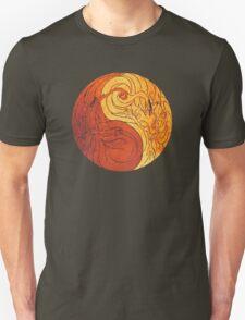 Yin Yang kurama T-Shirt