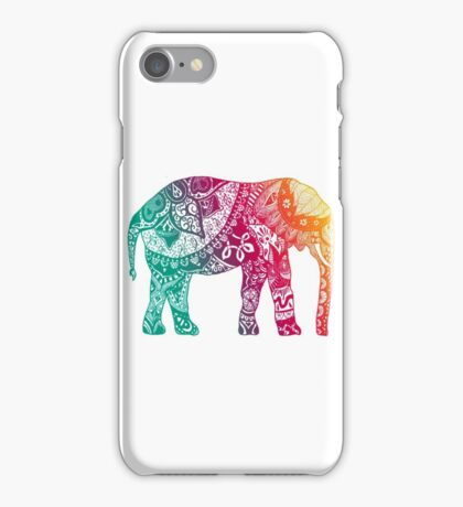 Warm Elephant iPhone Case/Skin