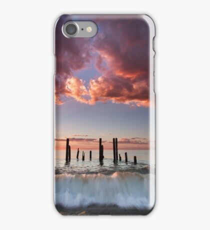 Pt Willunga Sunset iPhone Case/Skin